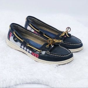 [ Sperry ] Patchwork Loafers • 9